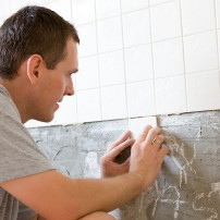 Installing Wall Tiles